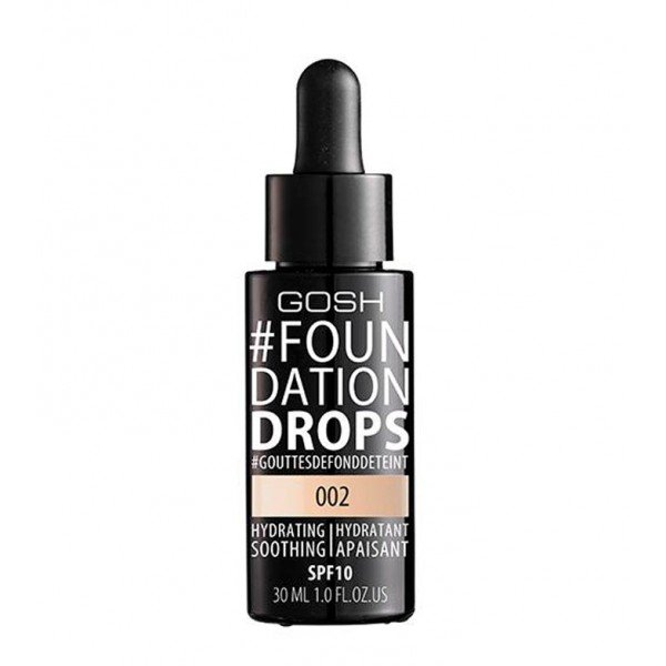 002 Ivory Foundation Drops Base de Maquillaje