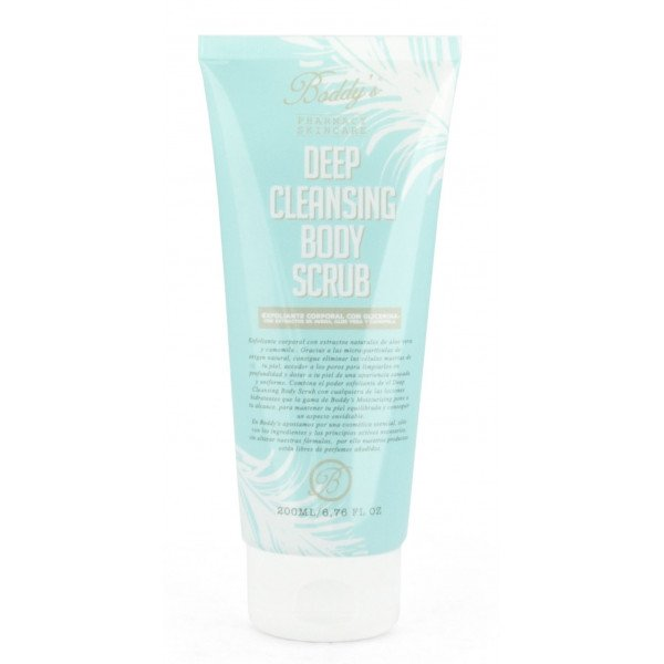 Exfoliante Corporal Deep Cleansing