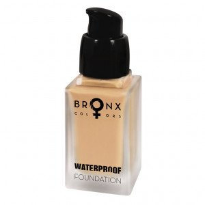 Base de Maquillaje Waterproof Medium Beige