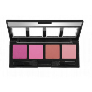 Intense Blush Quad Paleta de Coloretes 01