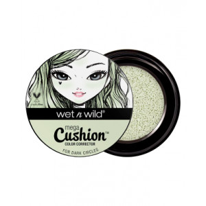 MegaCushion Color Corrector Green