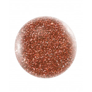 Bronze Glitter Top Coat