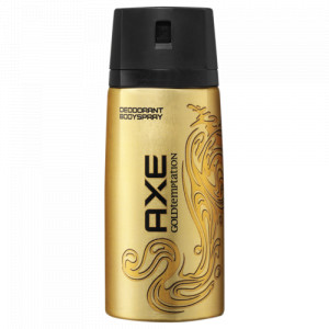 Desodorante Spray Gold Temptation