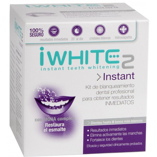 iWhite 2 Kit Blanqueamiento Dental