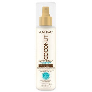 Coconut Serum en Crema