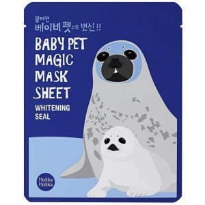 Baby Pet Máscarilla de Papel Whitening Seal