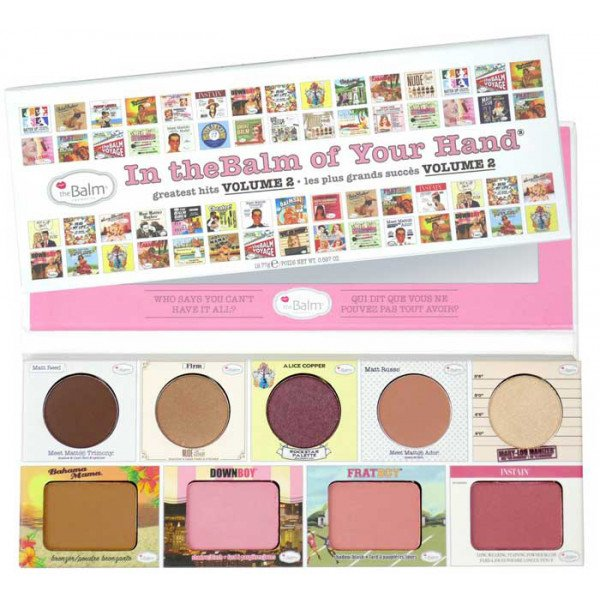 In theBalm of Your Hand Vol 2