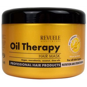 Oil Therapy Mascarilla Capiar