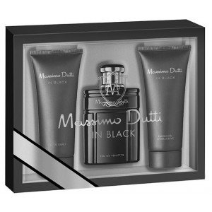 In Black EDT Estuche