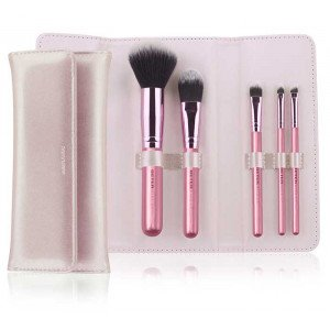 Day-to-night Collection Kit de Brochas Maxi Dorado