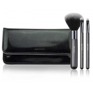 Day-to-night Collection Kit de Brochas Mini Negro