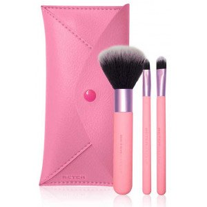Pixie Rose Collection Kit de Brochas Mini
