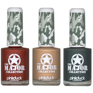 Esmaltes The Major