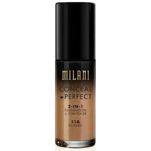 Conceal + Perfect 2 en 1 Base de Maquillaje 11A Nutmeg