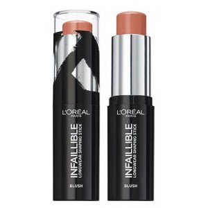 Infalible Colorete en Stick 02 Rosy Nude