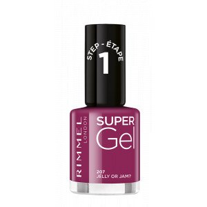 207 Jelly Or Jam? Super Gel by Kate Moss Nail Polish