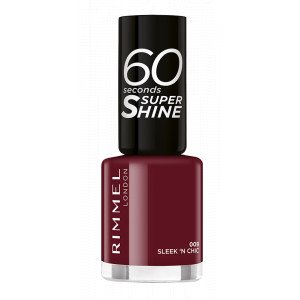 60 SECONDS SUPER SHINE 009 Sleek 'N Chic
