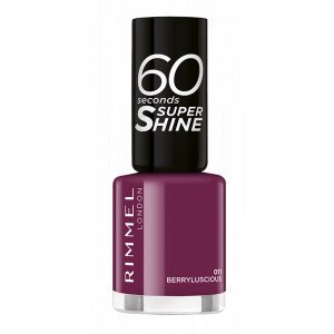 60 SECONDS SUPER SHINE 011 Berryluscious
