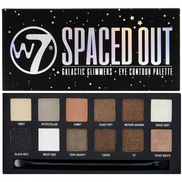 Spaced Out Paleta de Sombras