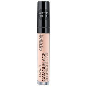 007 Natural Rose Corrector Liquid Camouflage
