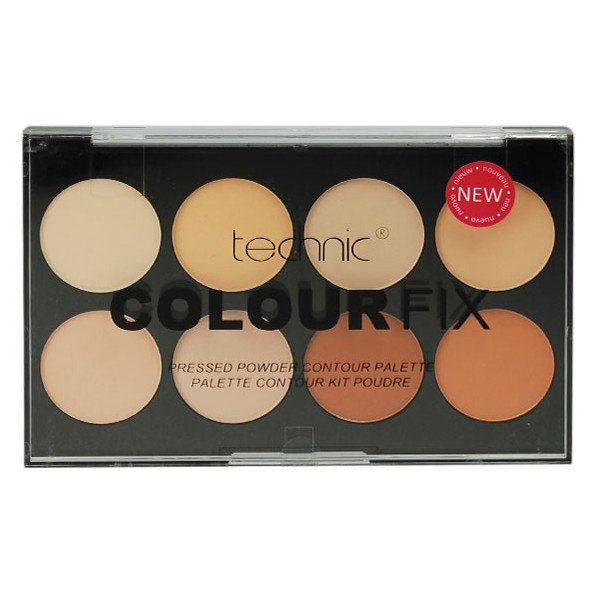 Colour Fix Pressed Contouring Palette