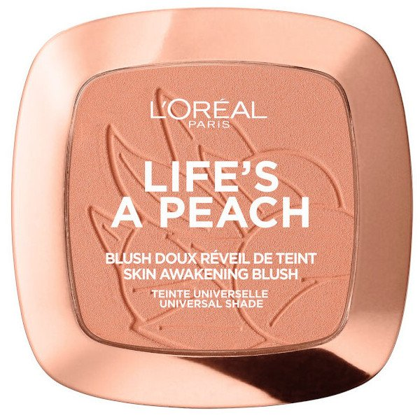 Life's a peach Colorete