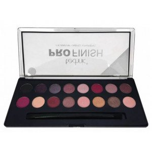 Paleta Pro Finish Eyeshadow Raspberry Edition