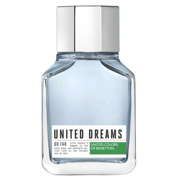 United Dreams Go Far EDT
