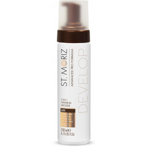 Mousse Autobronceadora 5 en 1 Advanced Pro Dark