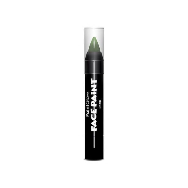 Face Paint en Stick Dark Green