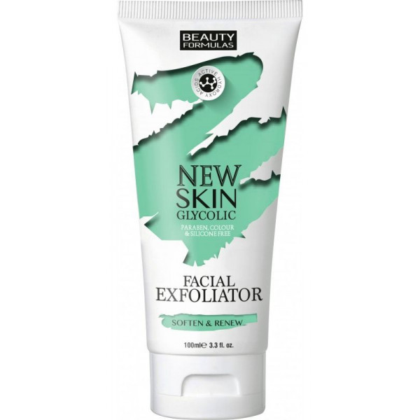 New Skin Glycolic Exfoliante Facial
