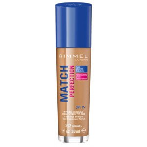 Match Perfection Foundation 502 Caramel