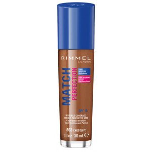 Match Perfection Foundation 603 Chocolate