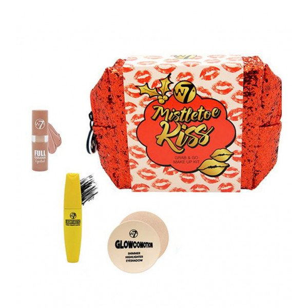 Mistletoe Kiss Kit de Maquillaje Grab & Go