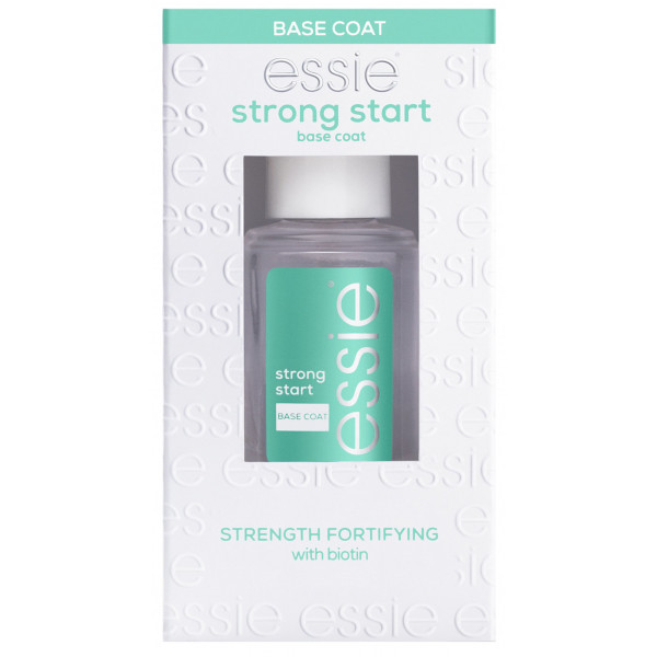 Strong Start Base Coat Endurecedor