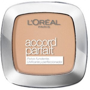 3.D/3W Golden Beige POLVO COMPACTO ACCORD PERFECT