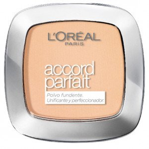 4.N- Beige POLVO COMPACTO ACCORD PERFECT