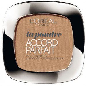 D6/W6 Honey POLVO COMPACTO ACCORD PERFECT
