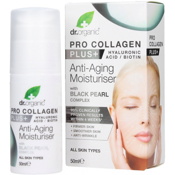 ProCollagen+ Crema Antiedad Black Pearl