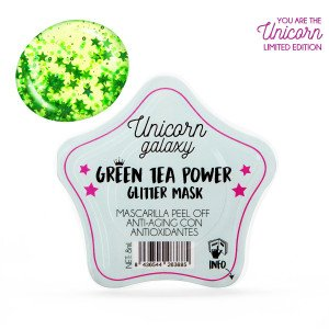 You Are The Unicorn Unicorn Galaxy Green Tea Power