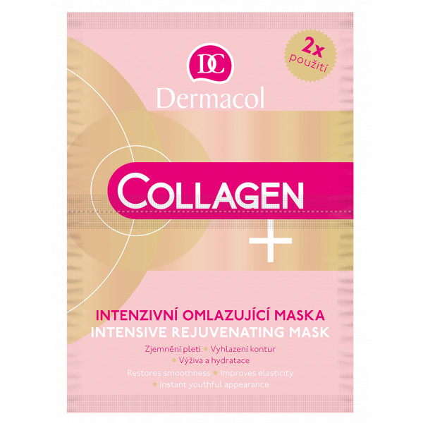 Collagen Plus Mascarilla Rejuvenecedora Intensiva