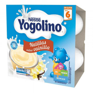 Yogolino Multipack natillas