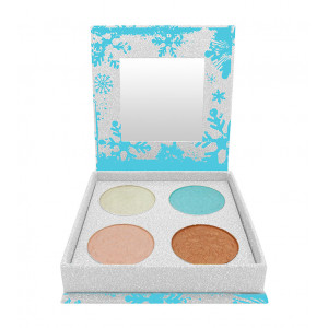 Paleta Frosted Festive Icy Shimmers