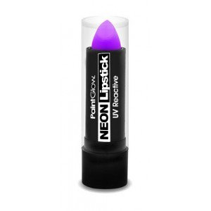 Glow Me Up Neon UV Barra de Labios Intense Purple