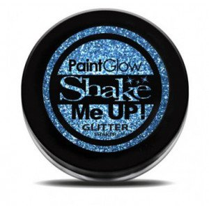 Shake Me Up! Holographic Glitter Blue