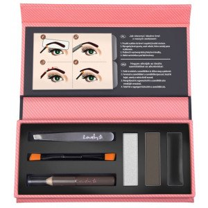 Eyebrows Creator Set de Cejas Dark