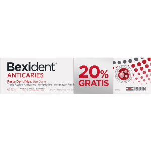 Bexident Anticaries Triple Acción Pasta Dentífrica