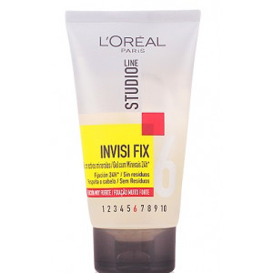 Studio Line Gel Invisi Mineral Fix Extrafuerte