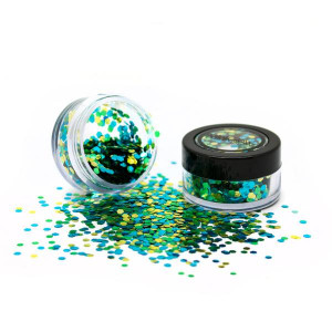 Glitter Facial Biodegradable caballo de mar