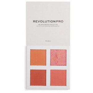 4K Blush Palette Paleta de Coloretes Peach